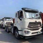 Tractor Head Truck 6×4 371HP-420HP